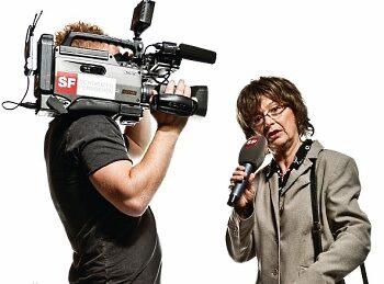 Bild: Die Fernseh-Produktion