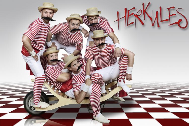 herkules akrobatik comedy show pressebild 2 scaled