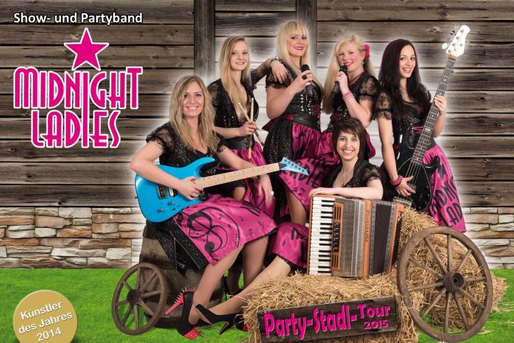 midnight ladies postkarte 2