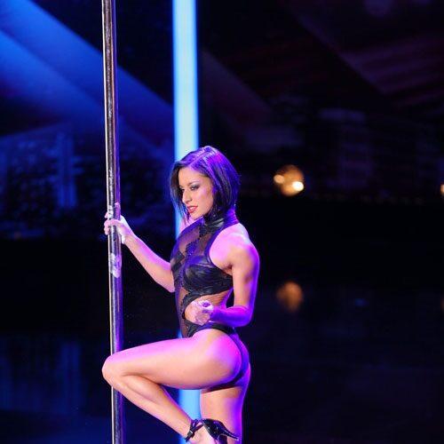 sheila nicolodi pole dance pressebild 2